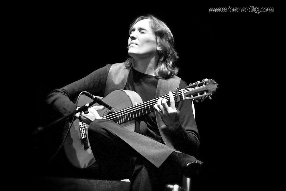 ویسنته آمیگو نوازنده گیتار