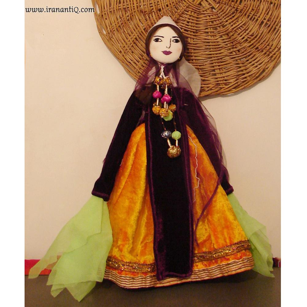 لیلی ، عروسک سنتی اقوام لر در ایران