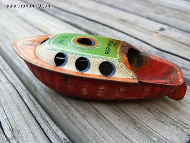 قایق روغنی