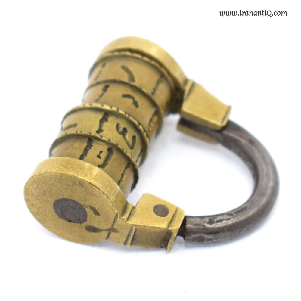 قفل حروفی ، ایران