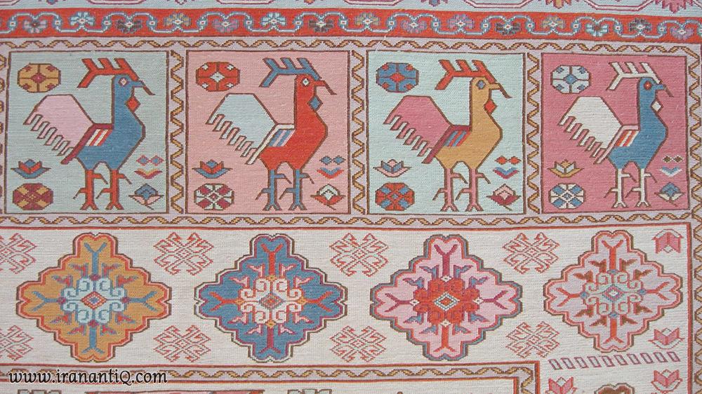 lac weaving iran - ورنی بافی ایران