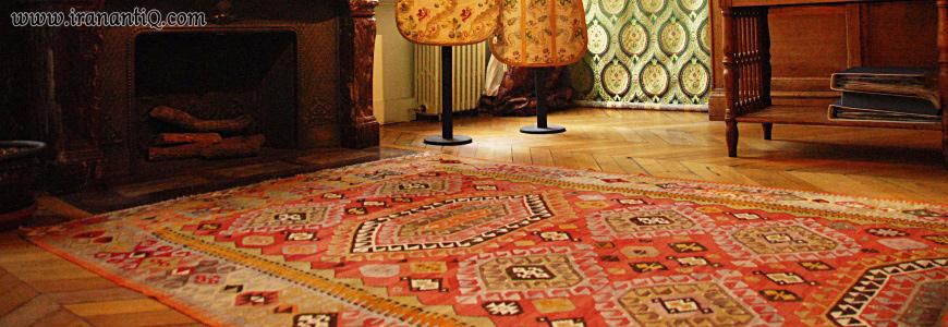 Persian kilim Antiques - گیلیم قدیمی ایرانی