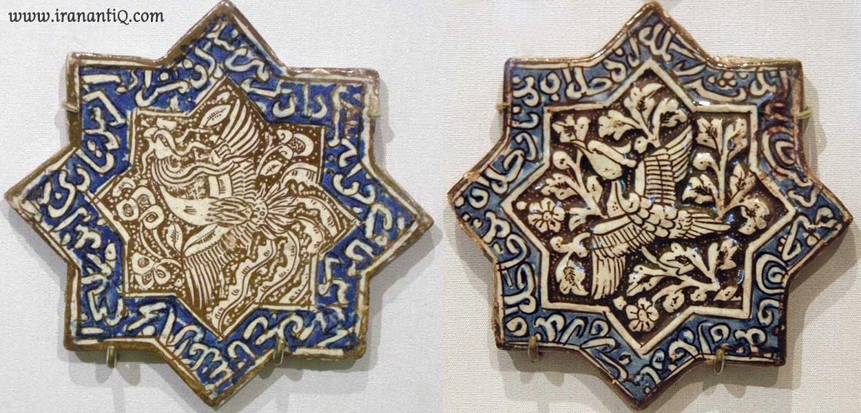 Kashan tile