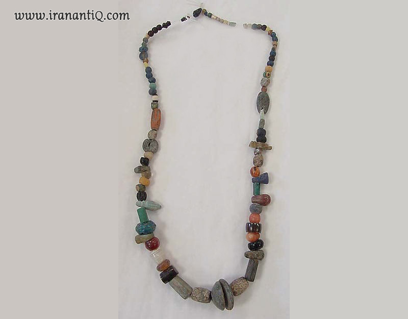 Persian Glass Necklace 12th century BC