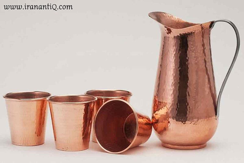 Copper utensils - مسگری