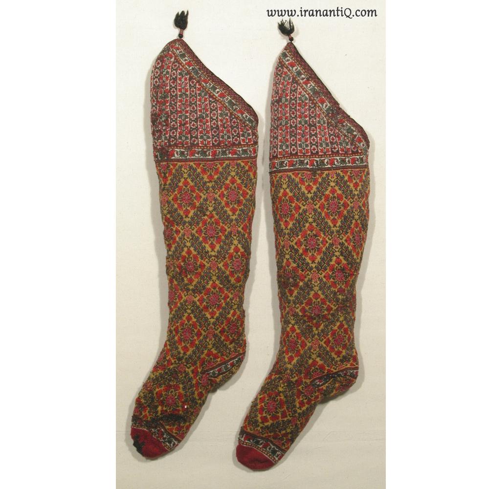 جوراب چکمه ای یا ساق بلند ، موزه هنر ایندیاناپولیس