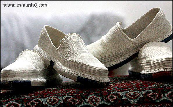 پای پوش سنتی