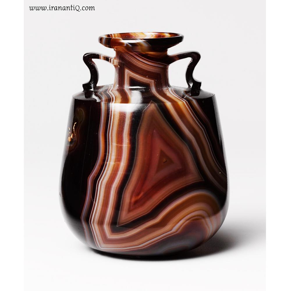 شیشه عطر ، عقیق ، بین 50 قبل میلاد تا 50 بعد از میلاد