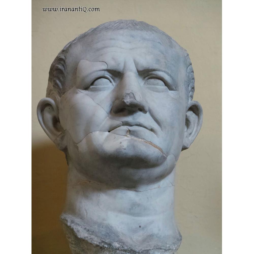 وسپاسیانوس - مرمر - موزه ملی رومانو ، روم