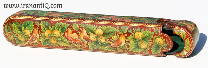 قلمدان wood painting