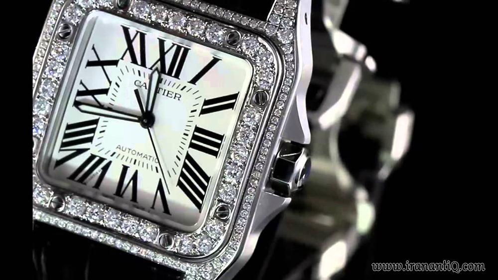 ساعت مچی برند کارتیه