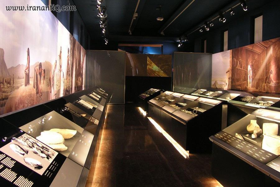 موزه مارک اسپانیا - نمایشگاه آثار باستانی ایران در اسپانیا
