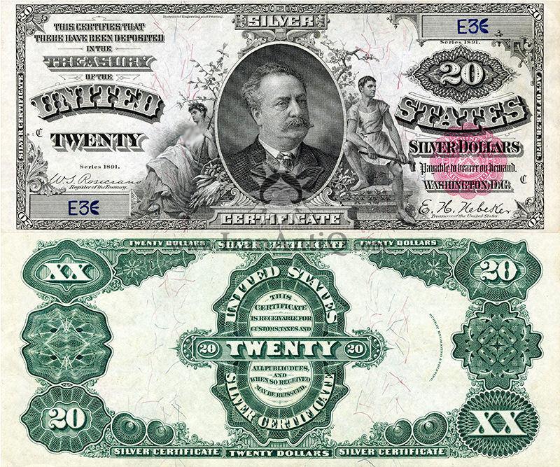 20 دلار تیپ پانزده