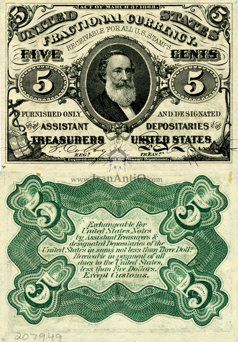 5 سنت سری فراکسیونال - اسپنسر کلارک
