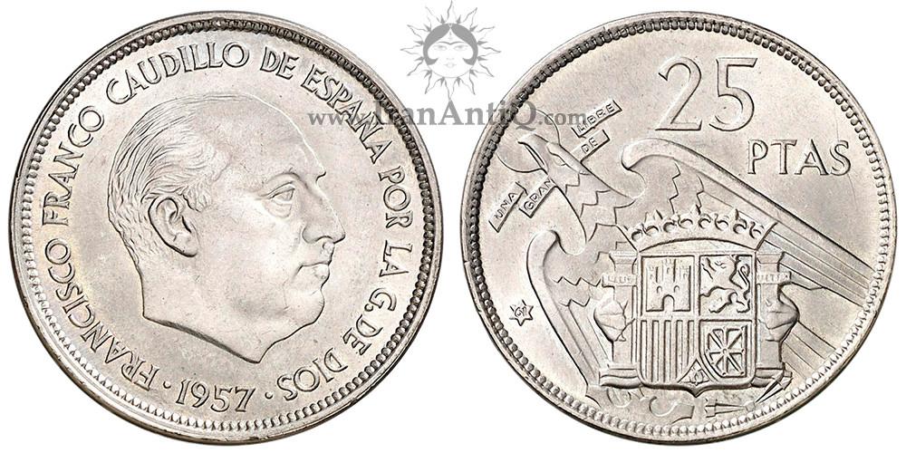 25 پزتا فرانکو - عقاب سنت خوان
