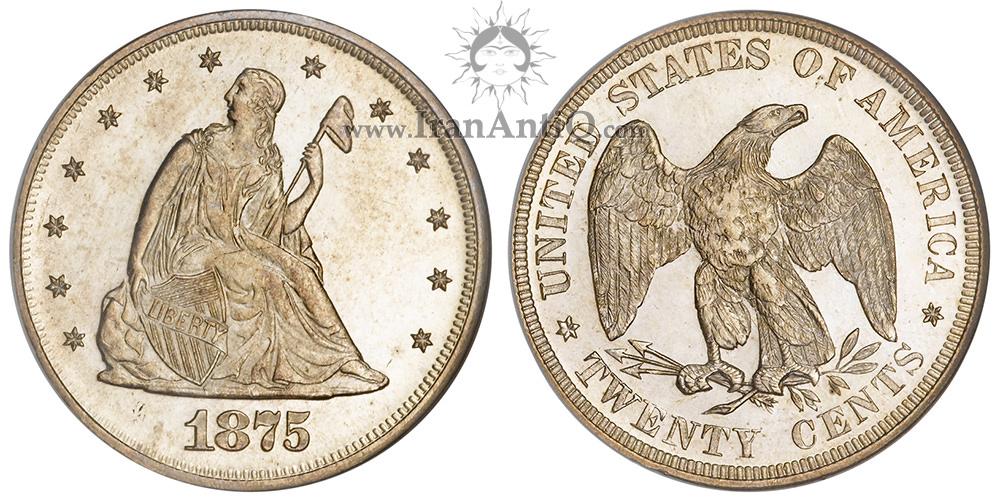 سکه 20 سنت