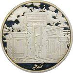 مدال تبلیغاتی مجله سکه های شرقی 1398 - UNC - جمهوری اسلامی