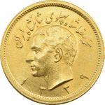 سکه طلا یک پهلوی 1339 - MS64 - محمد رضا شاه