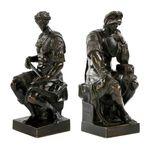 مجسمه های دکوری قدیمی و آنتیک
