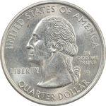 سکه کوارتر دلار 1999D ایالتی (نیوجرسی) - MS62 - آمریکا