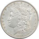 سکه یک دلار 1889 مورگان - EF45 - آمریکا