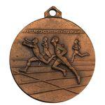 مدال آویز ورزشی برنز دو و میدانی - AU - جمهوری اسلامی