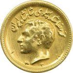 سکه طلا یک پهلوی 1328 - MS62 - محمد رضا شاه