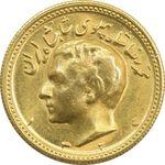 سکه طلا یک پهلوی 1326 - MS62 - محمد رضا شاه