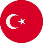پرچم کشور ترکیه - flag of turkey