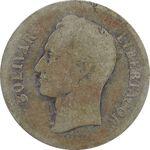 سکه 2 بولیوار 1936 - VG - ونزوئلا