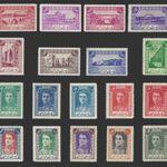 تمبر سری یکم پستی 1321 - محمد رضا شاه