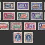 تمبر سری سوم پستی 1328 - محمد رضا شاه