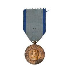 مدال یادبود آویزی بیست و پنجمین سده (روز) - EF - محمد رضا شاه