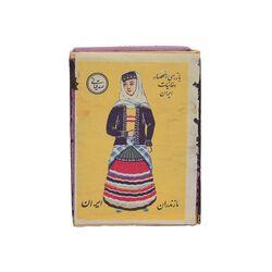 کبریت شرکت صدقیانی طرح لباس محلی مازندران - کد 006738