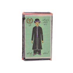 کبریت شرکت ممتاز طرح لباس محلی کردستان - کد 006739
