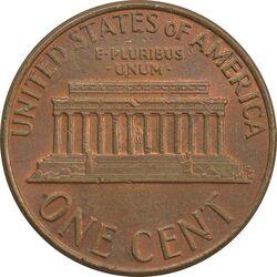سکه 1 سنت 1974 لینکلن - MS62 - آمریکا