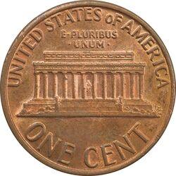 سکه 1 سنت 1978 لینکلن - MS63 - آمریکا