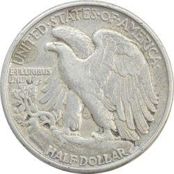 سکه نیم دلار 1942 نماد آزادی - VF35 - آمریکا