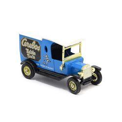 ماشین اسباب بازی آنتیک طرح ford model T - cerebos