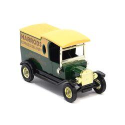 ماشین اسباب بازی آنتیک طرح ford model T - harrods - کد 008890