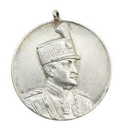 مدال نقره ذوالفقار - AU50 - رضا شاه