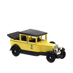 ماشین اسباب بازی آنتیک طرح rolls royce landaulet