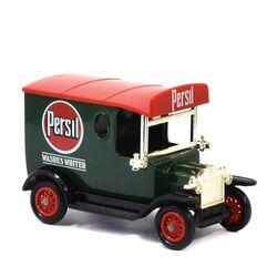 ماشین اسباب بازی آنتیک طرح ford model T - persil