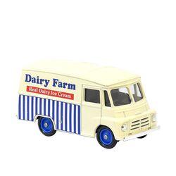 ماشین اسباب بازی آنتیک طرح dairy farm