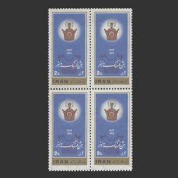 تمبر جشن فرهنگ و هنر (7) 1354 - محمدرضا شاه