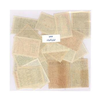 مجموعه تمبرهای یادگاری سال 1344 - محمد رضا شاه