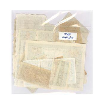 مجموعه تمبرهای یادگاری سال 1353 - محمد رضا شاه