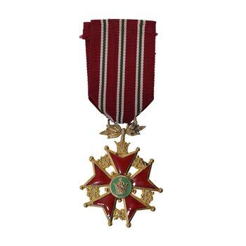 نشان خدمت شهربانی درجه دو - AU - رضا شاه