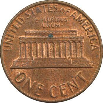 سکه 1 سنت 1977 لینکلن - MS62 - آمریکا
