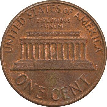 سکه 1 سنت 1978D لینکلن - AU - آمریکا